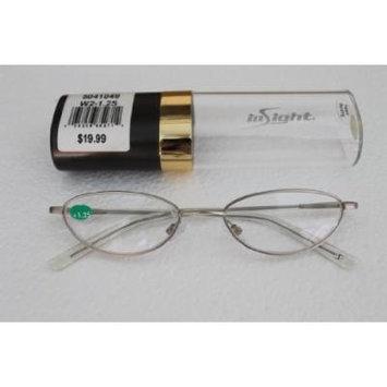 Insight Platinum Reading Glasses +1.25
