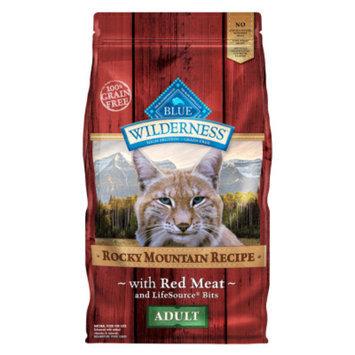 Blue Buffalo BLUE WildernessTM Rocky Mountain Recipe Adult Cat Food