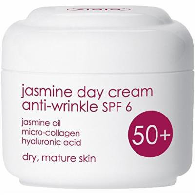 Ziaja Jasmine 50+ Facial Day Cream Anti-Wrinkle SPF 6 50 Ml
