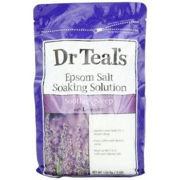 Sleep - Dr. Teal's Epsom Salt Soaking Solution, Lavender, 48 Ounce