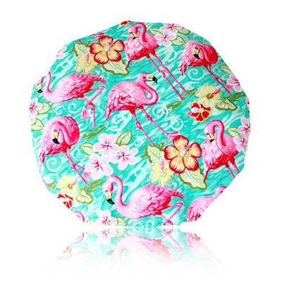 Luv 2 Lounge Shower Cap Flamingo