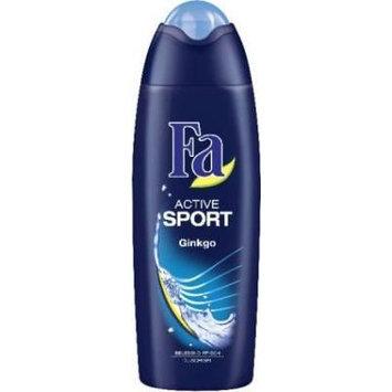 Fa Mens Shower Gel Active Sport Ginkgo 250 Ml