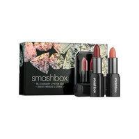 Smashbox Be Legendary Lipstick (Peach Rose & red grape) Duo set