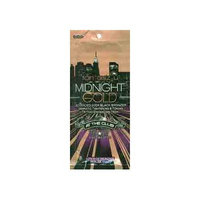 3 Midnight Gold Bronzer Tanning Lotion Packets