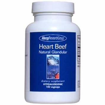 Allergy Research Group Heart Beef 100 vcaps