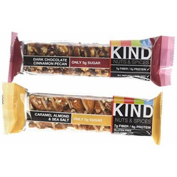 KIND® Variety Pack Bars Nuts & Spices