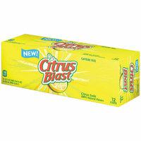 Citrus Blast Soda