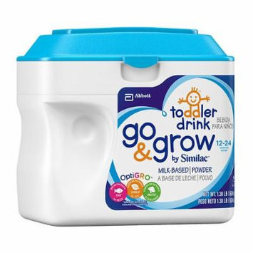 Similac Go & Grow Soy Toddler Drink, Powder 1.38 lb (624 g)