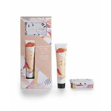 Illume Go Be Lovely Gift Set (Coconut Milk Mango)