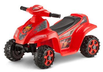 Kid Trax Cars OPP Toddler Quad 6V Battery Powered Car