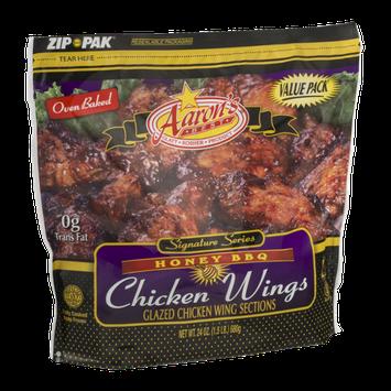 Aaron's Best Signature Series Honey BBQ Chicken Wings