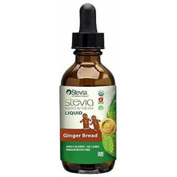 Liquid Stevia Ginger Bread Stevia International 1 fl oz Liquid