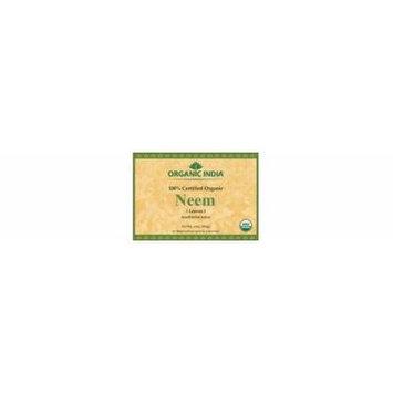 Organic India Neem Leaf, Powder 1 lb