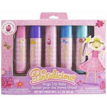 Pinkalicious 5 Piece Lip Balm Set, Mega