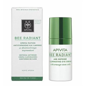Apivita Bee Radiant Eye Cream 15ml/0.5oz (New Product, Exclusive Innovation)