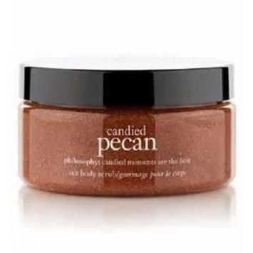 Philosophy Candied Pecan Salt Body Scrub - 10 Oz