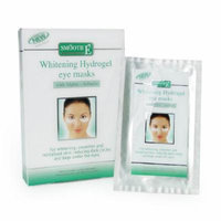 Smooth E Whitening Hydrogel Eye Masks with Alpha -Arbutin : Made in Japan : (3 pcs in pack) - For Whitening ,Smoother and revitalised skin , reducing dark circles and bags under the eyes