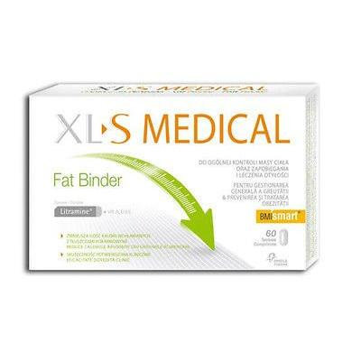 XLS Medical Fat Binder 180 (3x60) Tablets Great Gift Fast Shipping