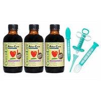 Child Life Aller-Care, 4-Ounce - 3 Pack with Medicine Dispenser Kit