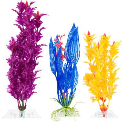 Top Fin Artifical Aquarium Plant Variety Pack