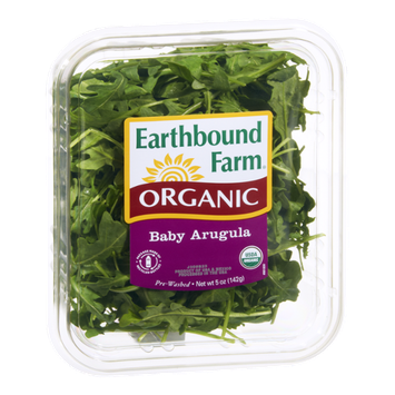 Earthbound Farm Organic Baby Arugula Salad