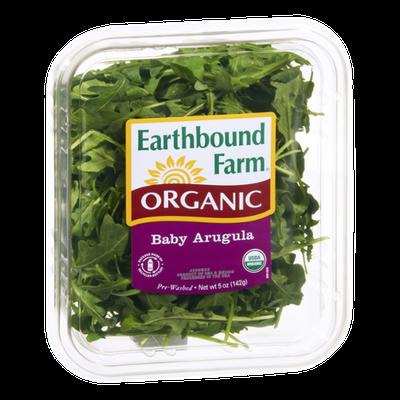 Earthbound Farm Organic Baby Arugula Salad