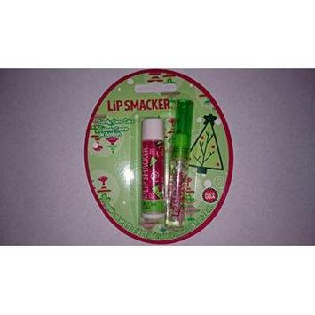 Lip Smacker Candy Cane Cake