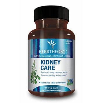 Kidney Care - Natural Herbal Supplement, 60 Vegetarian Capsules