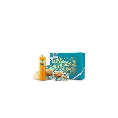 The Body Shop Wild Argan Oil Premium Selection