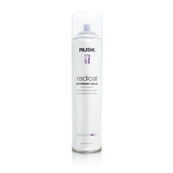 Rusk Radical Extreme Hold Finishing Hairspray 10.0 oz