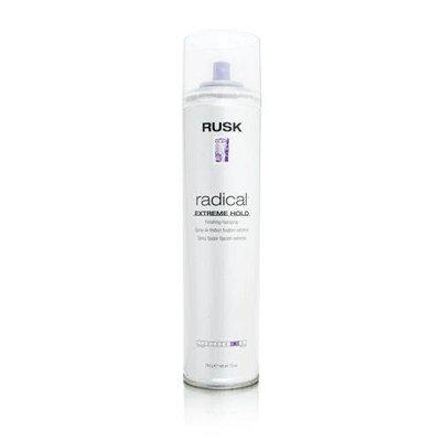 Rusk Radical Extreme Hold Finishing Hairspray 10.0 oz