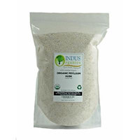 Indus Organics Psyllium Husk 16 Oz, 99% Purity, Premium Grade, High Purity, Freshly Packed