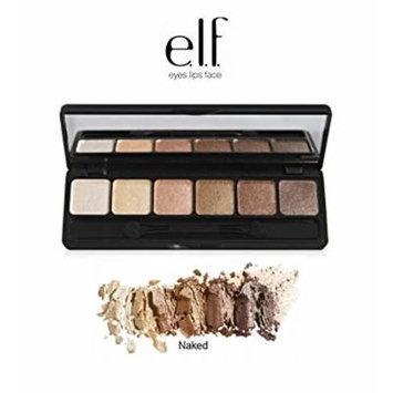 2 Pack e.l.f. Cosmetics Studio Prism Eyeshadow 83322 Naked