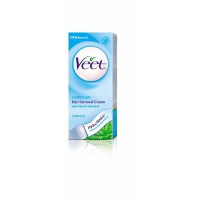 Veet Naturals Hair Removal Cream, Sensitive Skin - 60 g