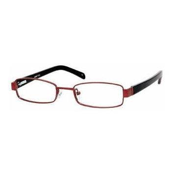 Seventeen 5312 in Burgundy Designer Reading Glass Frames ; Demo Lens