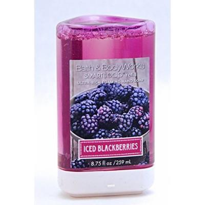 Bath & Body Iced Blackberries Ultra Rich Foaming Smartsoap Refill