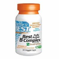 Doctor's Best Best Fully Active B Complex, Veggie Capsules 30 ea