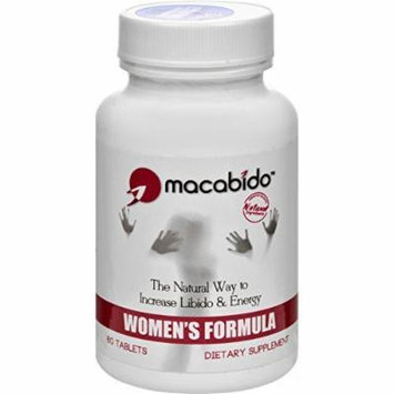 Bricker Labs Macabido Womens Formula - 60 Tablets pack of - 1