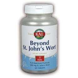 KAL Beyond St. John'S Wort - 60 Tablets - Other Herbs