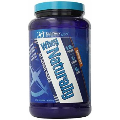 RightWay Nutrition Whey Supplement, Chocolate, 680 Gram