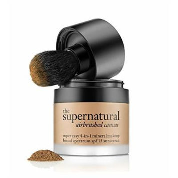 Philosophy the Supernatural Airbrushed Canvas Foundation ~ Beige