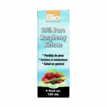 Bio Nutrition 99 Percent Pure Raspberry Ketone, 4 Fluid Ounce
