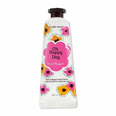 Etude House Oh Happy Day Hand Bouquet #2 Rich Collagen Hand Cream