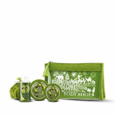 The Body Shop Olive Beauty Bag