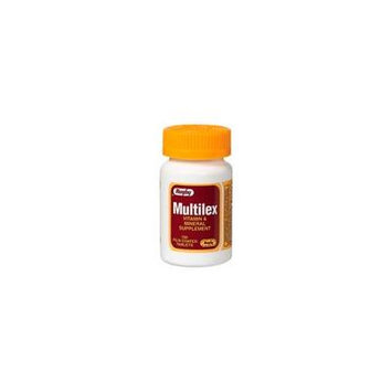 Multilex T&M, Vitamin & Mineral, 100 Film Coated Tablets, Watson Rugby