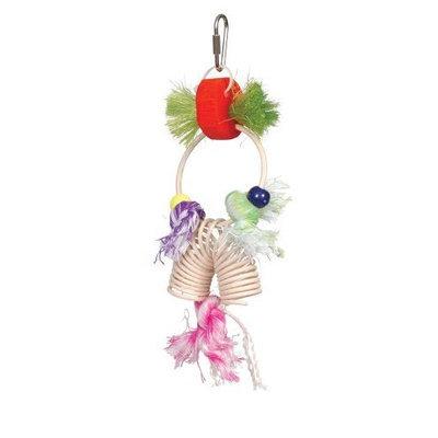 Prevue Hendryx Stick Staxs Bundles of Fun Bird Toy