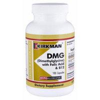 DMG (Dimethylglycine) w/Folic Acid & B12 Capsules - Hypo