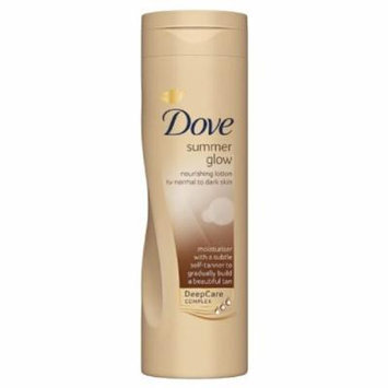 Dove Summer Glow Nourishing Body Lotion Normal To Dark Skin