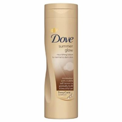 Dove Summer Glow Nourishing Body Lotion Normal To Dark Skin