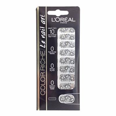 L'Oréal Paris Color Riche Le Nail Art Nail Strips 18 Stickers